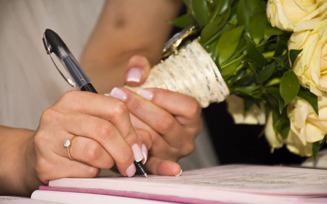 Quelles Démarches Administratives pour se marier en Italie ?
