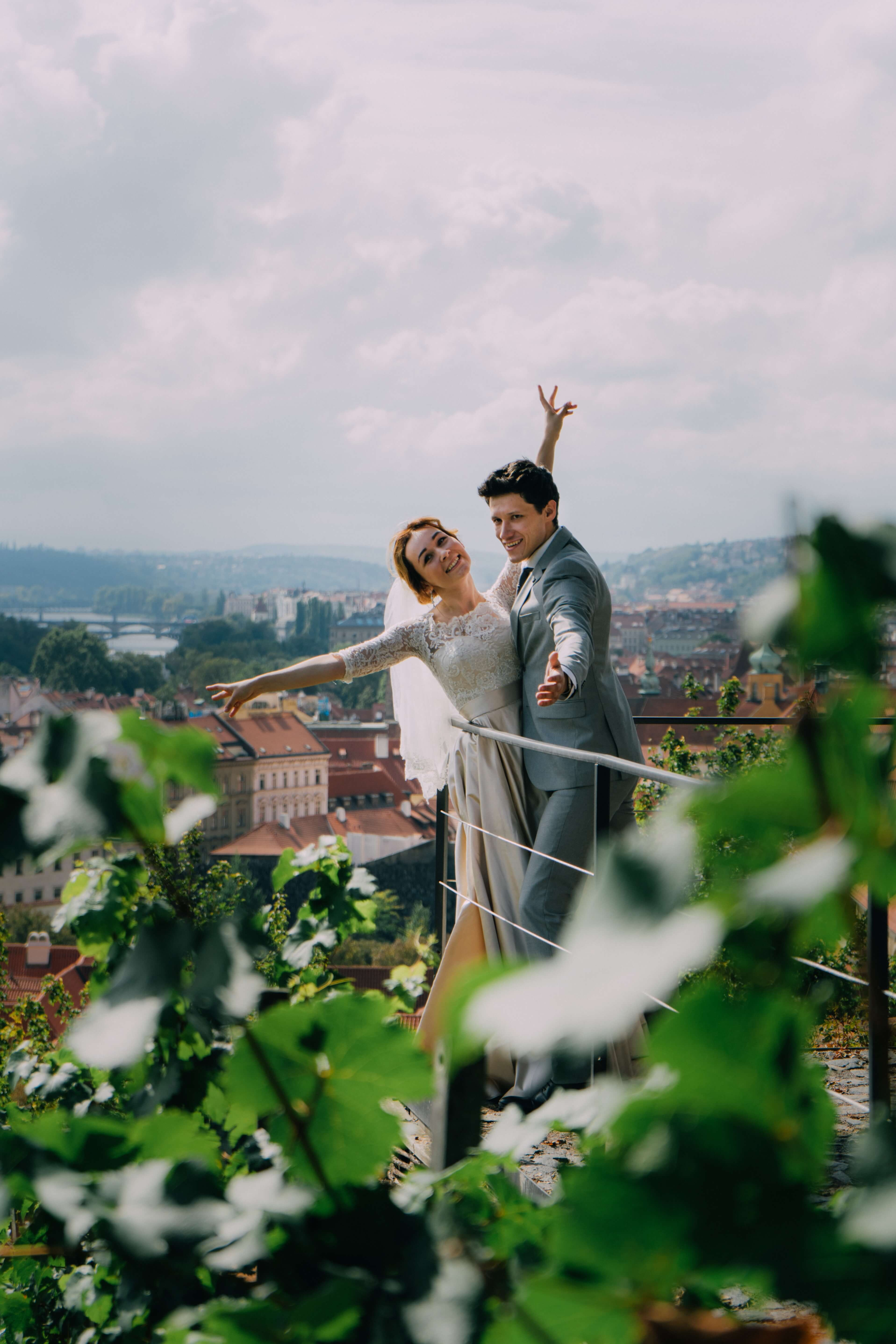 mariés destination wedding